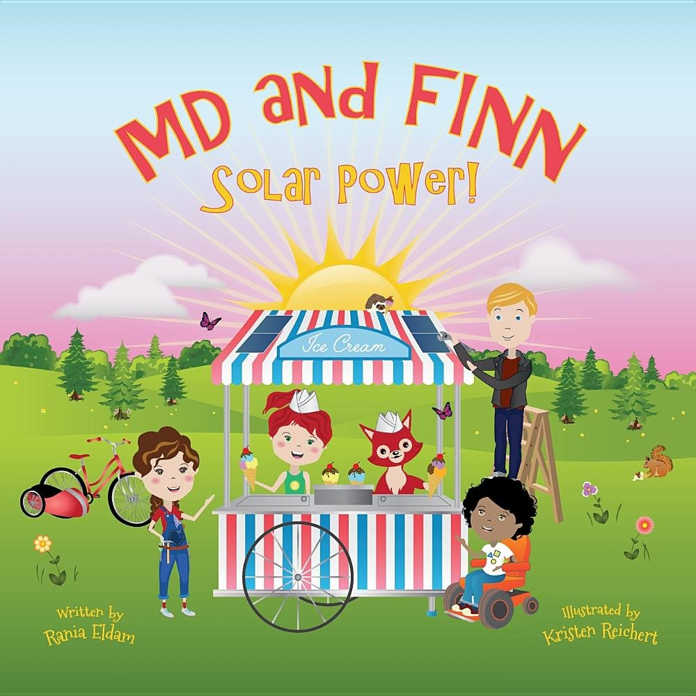 MD and Finn: Solar Power! ebook