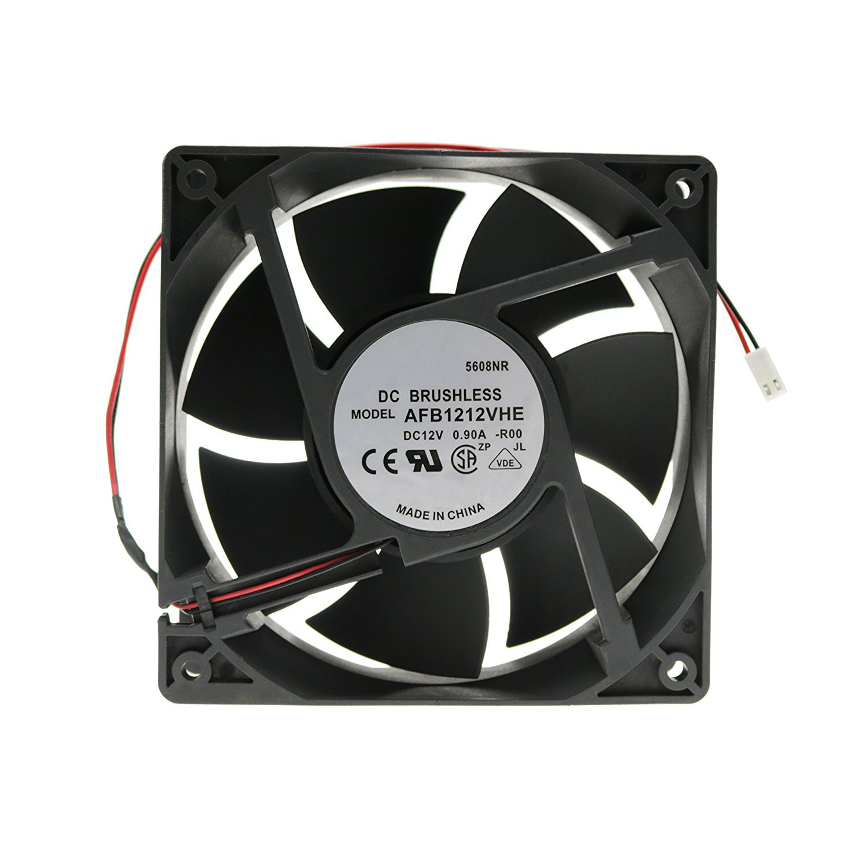 Amazon.com: Generic 120x38mm Cooling Fan, Replace AFB1212VHE DC ...