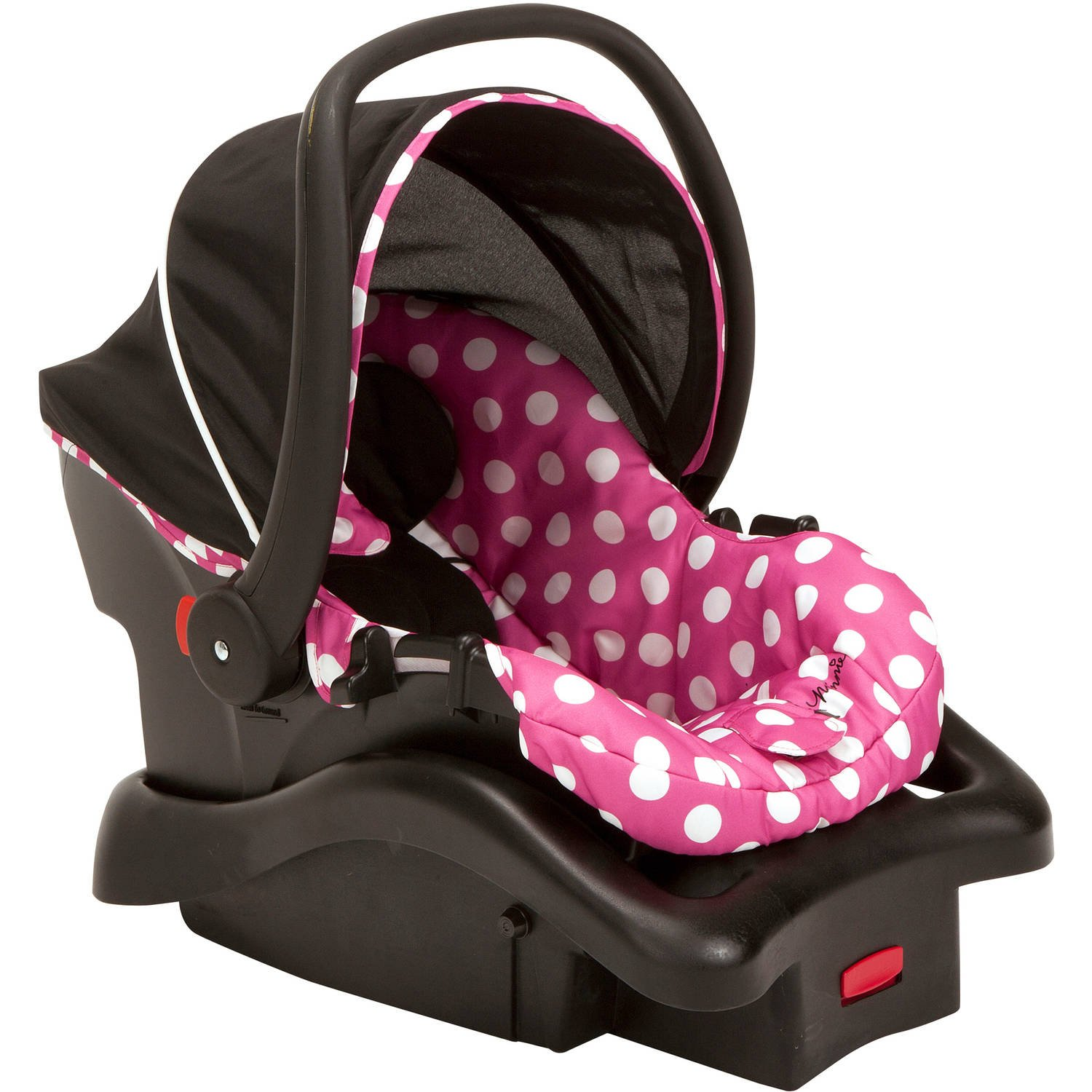 Amazon.com : Disney Minnie Mouse Baby Gear Stroller Travel System Bundle Collection : Baby
