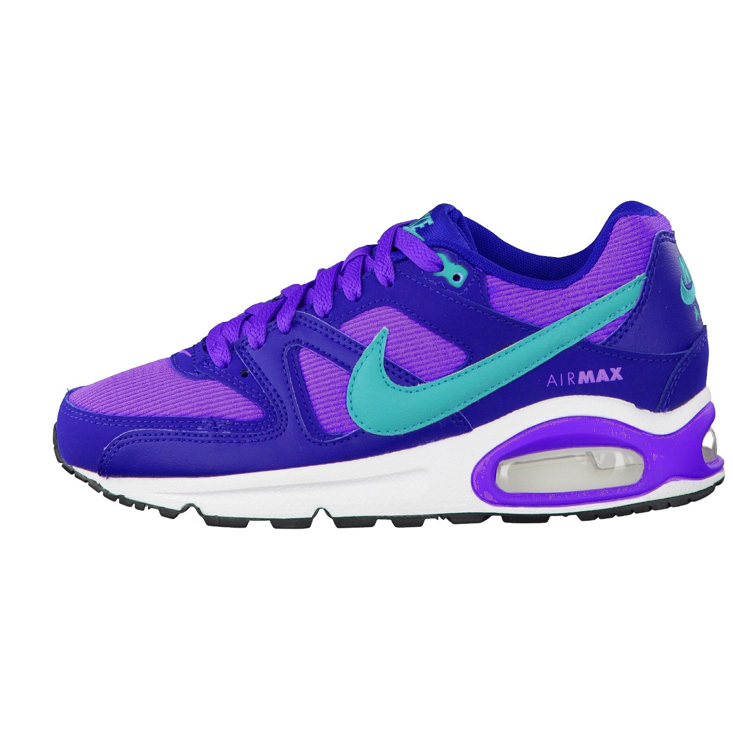Nike - Air max command purple - Chaussures mode ville - Violet - Taille 38.5