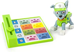 Paw Patrol - Action Pack Pup - Back Flip (Rocky)