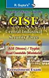 CISF ASI (Steno)/Head Constable (Ministerial) Recruitment Exam Guide (Popular Master Guide)