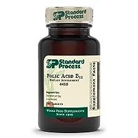 Standard Process - Folic Acid B12-180 Tablets