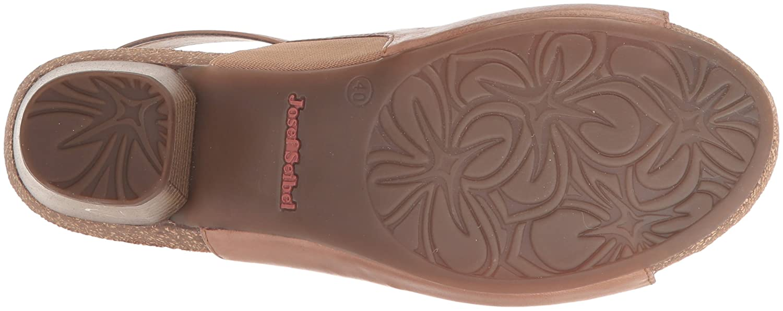 Josef Seibel Womens Rose 27 Heeled Sandal