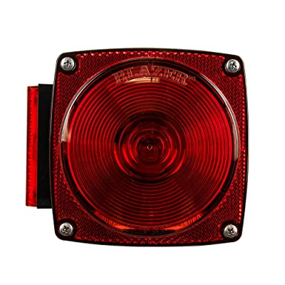 Blazer B83 7-Function Left Side Stop/Tail/Turn Light: Automotive