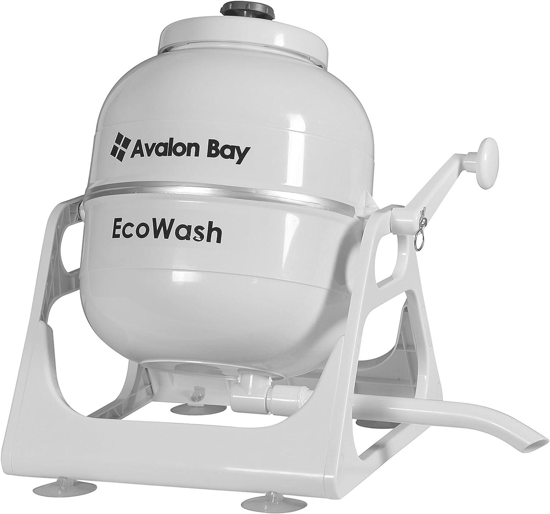 Amazon.com: Lavadora manual EcoParent, Blanco: Aparatos