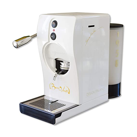 """Maquina Café""""Noemi"""" / Blanca Perla - Caffè italiano Bocca ..."""