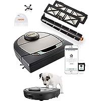 Neato Robotics - Compatible avec Alexa - Robot aspirateur avec station de charge, Wi-Fi & App