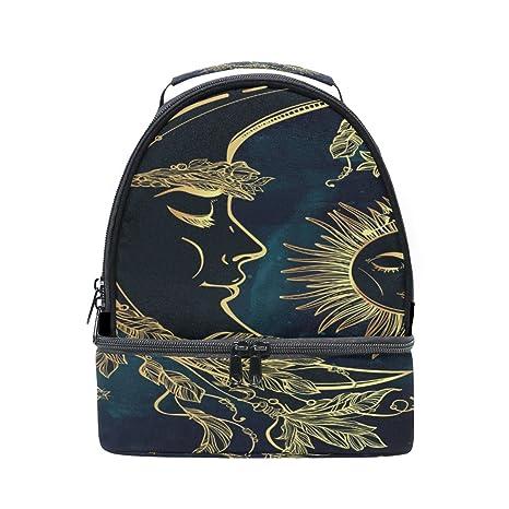 Amazon.com: giovanior Boho elegante sol y Vintage, luna ...