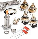 71JntQP9EbL._AC_UL160_SR160160_ amazon com 920d 50's wiring harness for gibson firebird studio cts