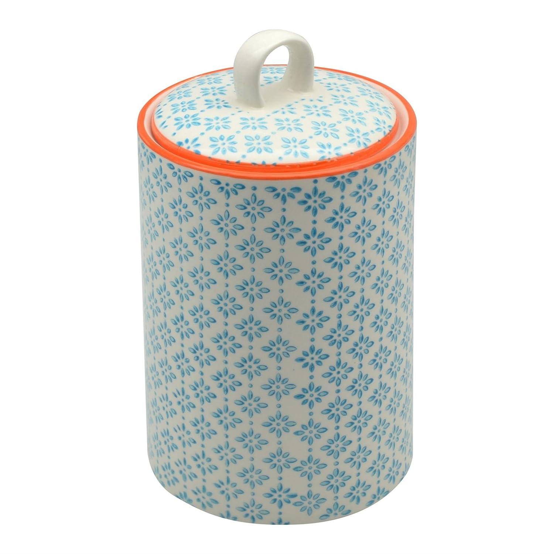 Amazon.com: Nicola Spring Patterned Porcelain Tea / Coffee / Sugar ...