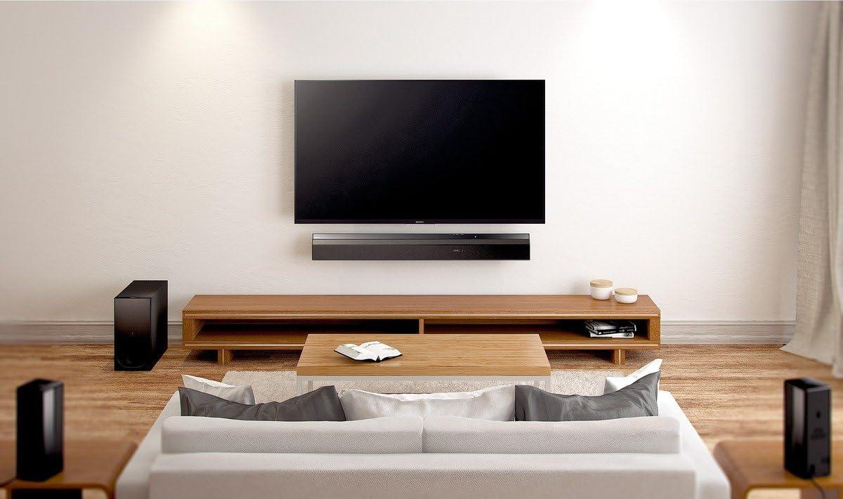 ホームシアターシステム、立体音響