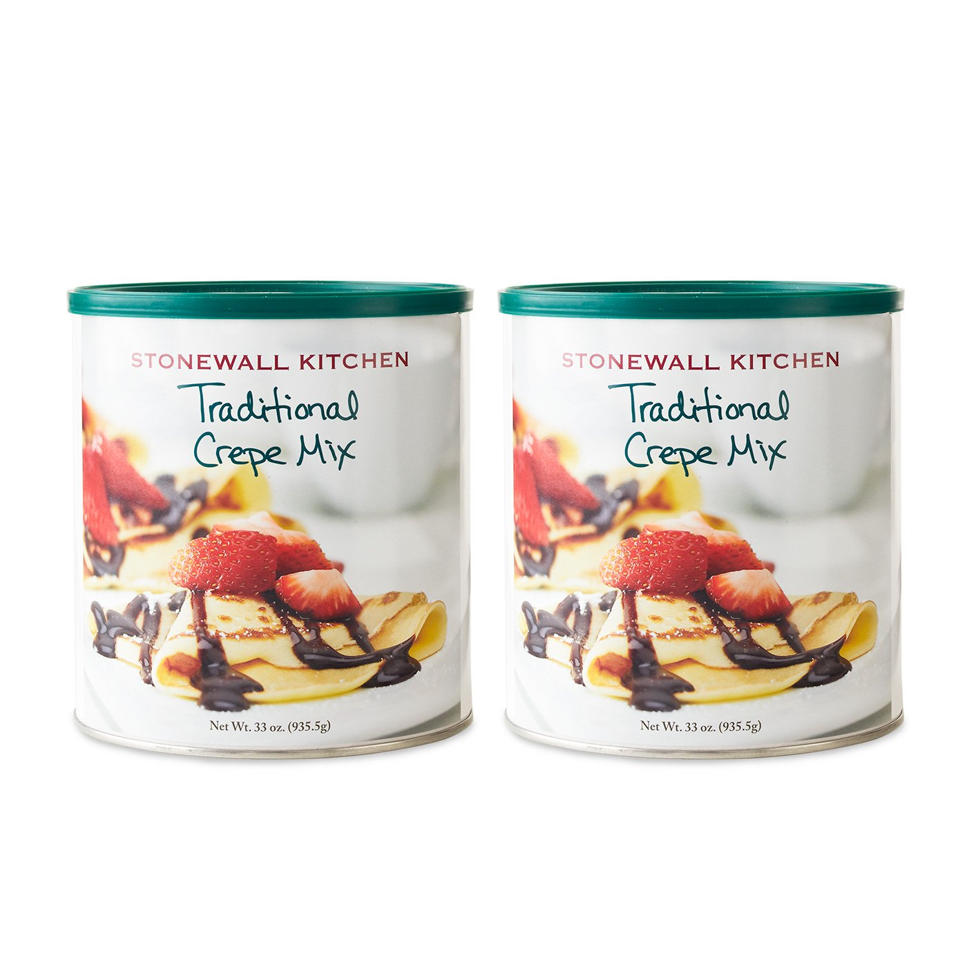 Stonewall Kitchen Traditional Crepe Mix (2 Pack (33 Ounce))