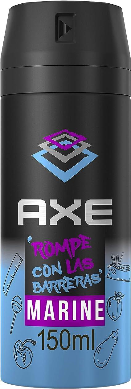 AXE Marine - Desodorante Bodyspray para hombre, 48 horas de ...