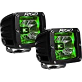 Rigid Industries 20203 Green Backlight, Pair (Radiance LED Pod)