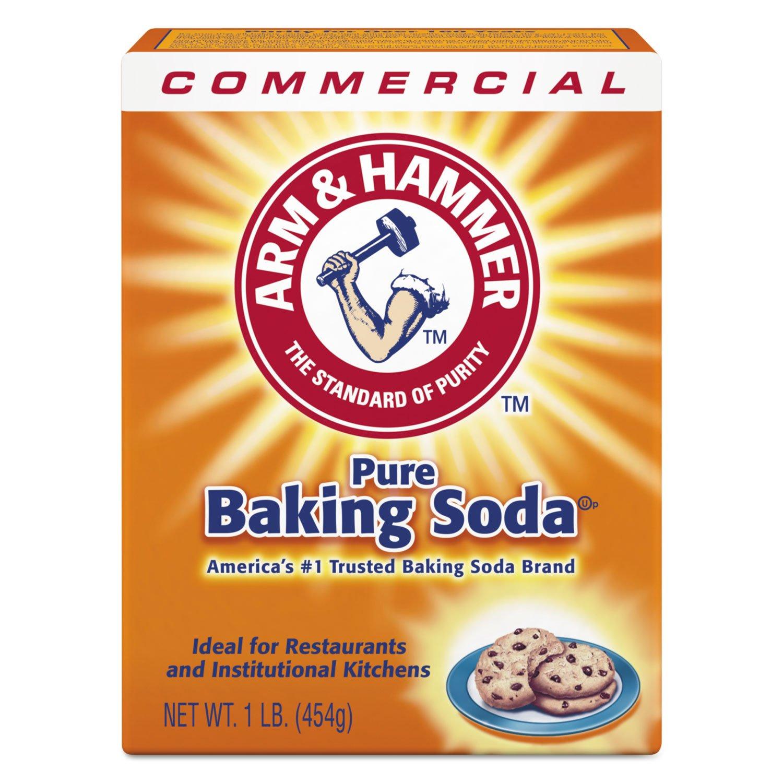 Baking Soda, 16oz Box, 24/Carton