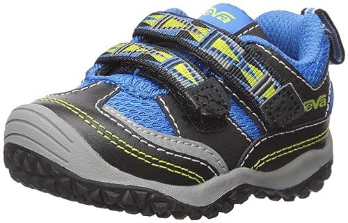 f6b37f1100e1 Teva Boys  Cartwheel Sneaker