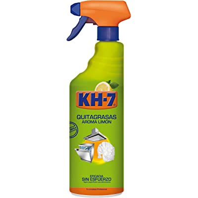 KH-7 - Quitagrasas pulverizador - Aroma limón - 750 ml