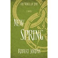 New Spring: Robert Jordan