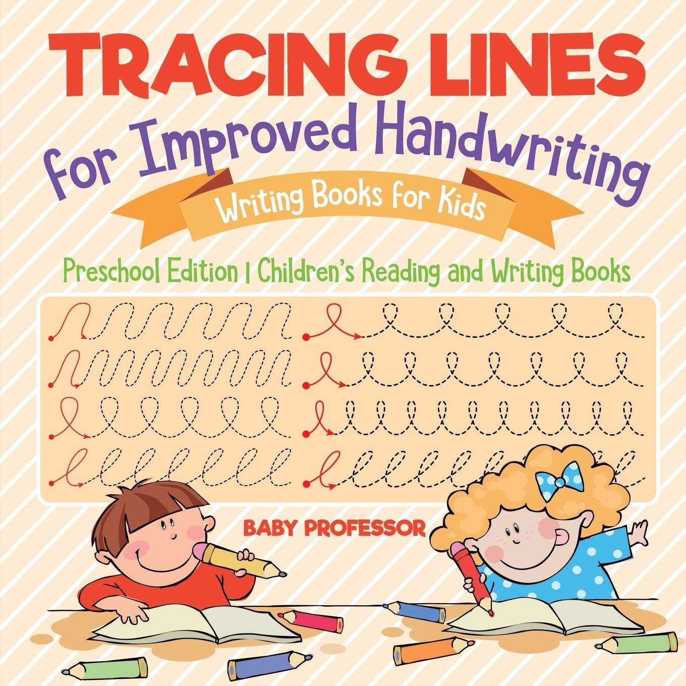 Buy Tracing Lines for Improved Handwriting - Writing Books ...
