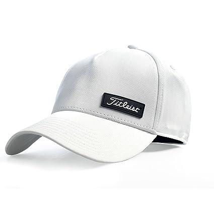 f71049268ee Amazon.com   Titleist Men s Golf Cap (West Coast Collection ...