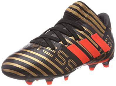 b24c854c9 Adidas Boy s Nemeziz Messi 17.3 Fg J Cblack Solred Tagome Sports Shoes - 12