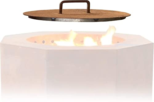 Lid Outdoor Fire Pit