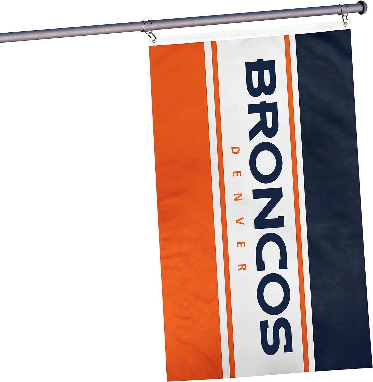 FOCO NFL Double Sided 3' x 5' Team Logo Horizontal Flag