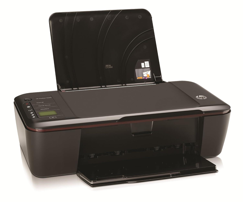 HP Deskjet 3000 CH393B - Impresora de tinta color (20 ppm, A4 ...