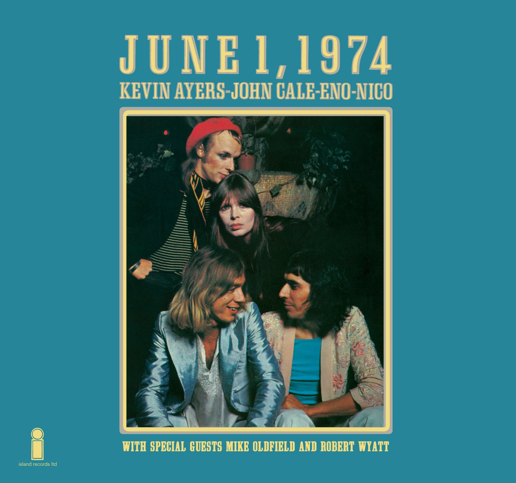 CD : Ayers, Kevin / Cale, John / Eno, Brian / Nico - June 1 1974 (Limited Edition, Deluxe Edition, Mini LP Sleeve, Remastered, Spain - Import)