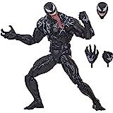 Hasbro Marvel Legends Series Venom 6-inch Collectible Action Figure Venom Toy, Premium Design and 3 Accessories