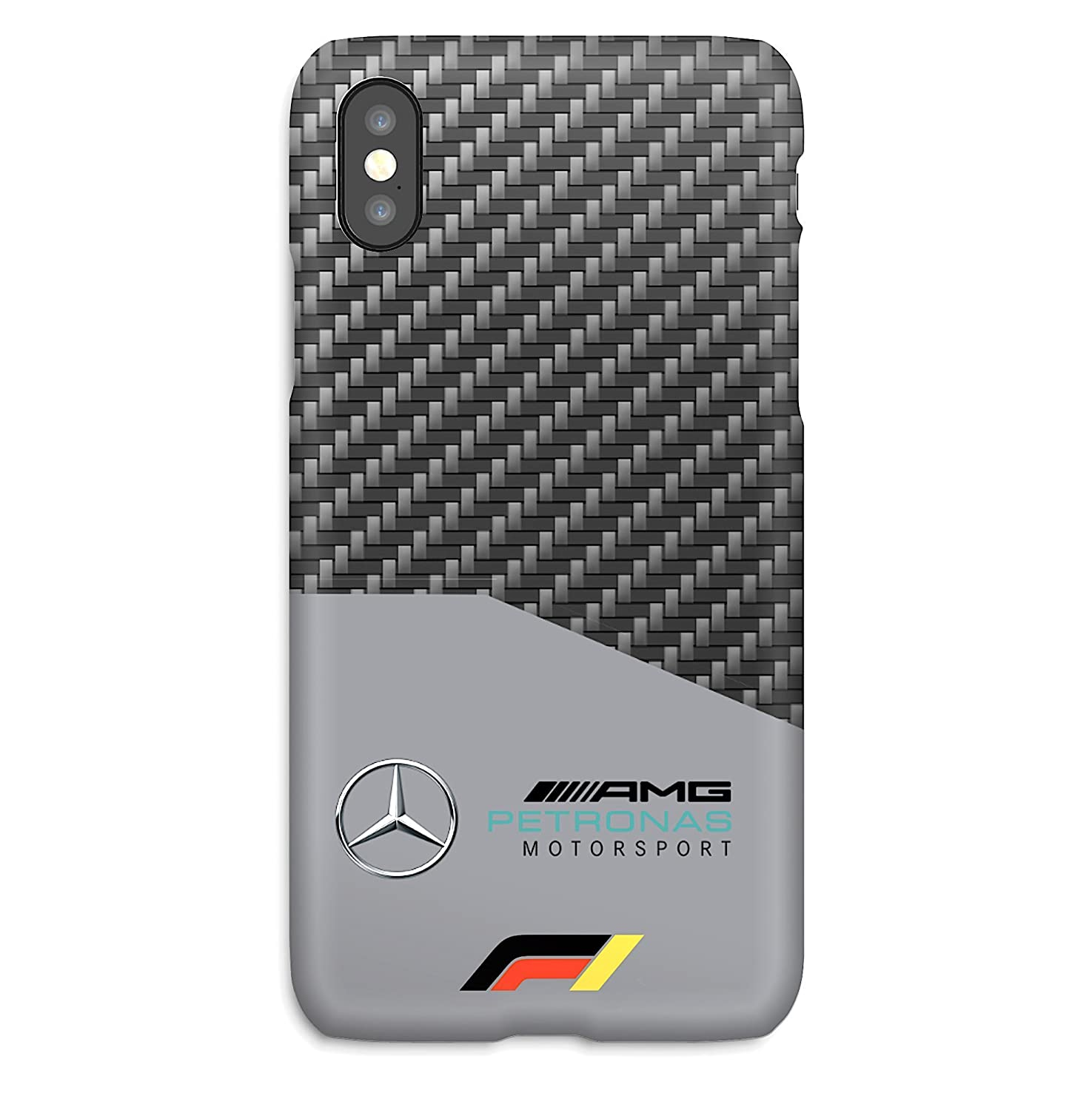 F1 & Mercedes iPhone case XS,XS Max,XR, X, 8, 8+, 7, 7+, 6S, 6, 6S+, 6+, 5C, 5, 5S, 5SE, 4S, 4,