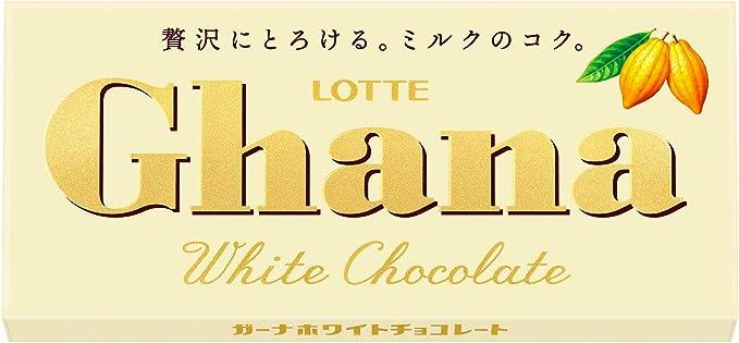 チョコ ホワイト