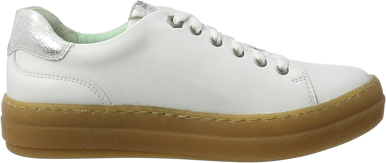Camel Active Dames Top 78 Sneakers wit wit wit 03