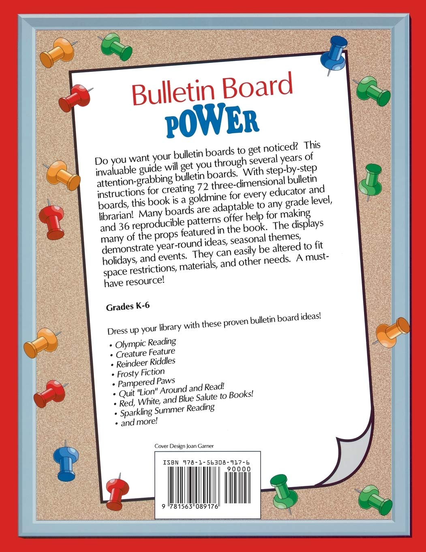 Amazon Com Bulletin Board Power Bridges To Lifelong Learning 9781563089176 Hawthorne Karen Books