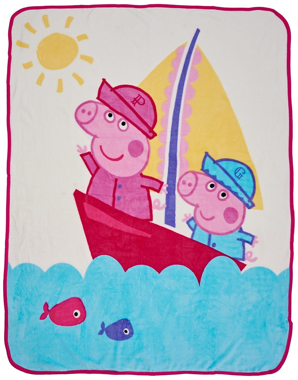 Peppa Pig Blanket (120x150cm)