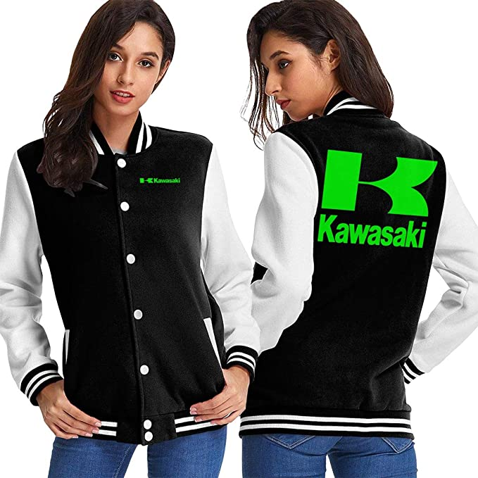 Amazon.com: Mujer Kawasaki Racing Bikes JDM ATV Ninja ...