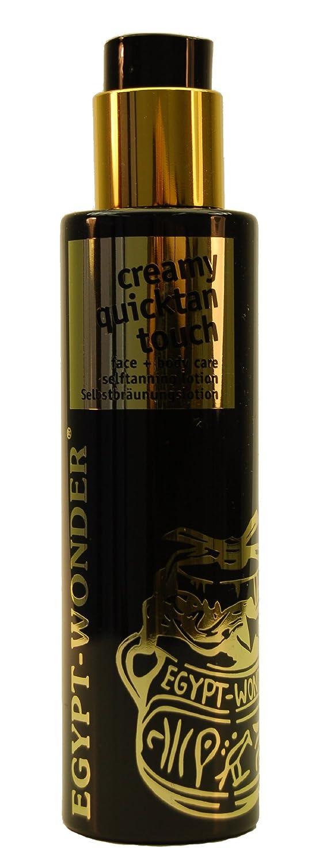Tana Egypt-Wonder Creamy qicktan Touch, Autoabbronzante Lozione, 150ML 820600