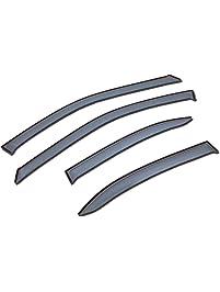 Amazon Com Side Window Wind Deflectors Amp Visors