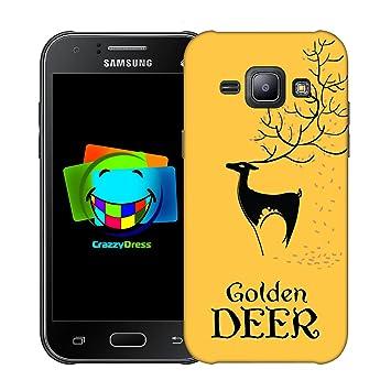 BRALEXX 9214 # Samsung J1 _ Deer 3 - Carcasa para Samsung ...