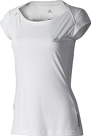 Adidas Climacool Formación Mujer Jogging/Fitness/Camiseta de Tenis (Talla 34 AS Sal: Amazon.es: Deportes y aire libre