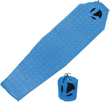 Amazon.com: autohinchable Sleeping Pad – ligera Dormir Mat ...