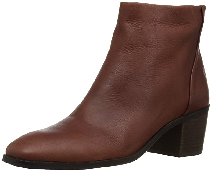 Lucky Brand Women's Magine Ankle Boot, Rye, 9 Medium US