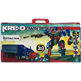 Optimus Prime with Twin Cycles - Transformers KRE-O Set