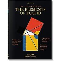 Byrne. Los libros de Euclides (Bibliotheca Universalis)