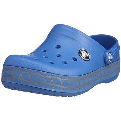 d798065e6 Crocs CrocTile Clog Kids Boys Footwear