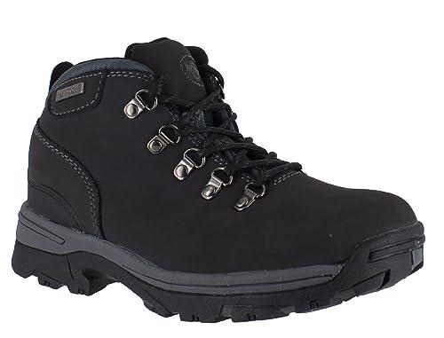 NorthWest Trek Womens WaterProof Leather Lace Up Walking Hiking Boots Grey  UK 8  Amazon.co.uk  Shoes   Bags 2f25bfb6b