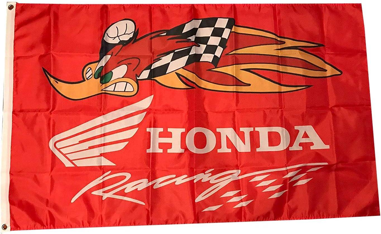 Mountfly Honda Racing Specht Banner 91 x 152 cm