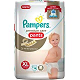 Pampers Premium-Care Pants for XL size (16 COUNT)