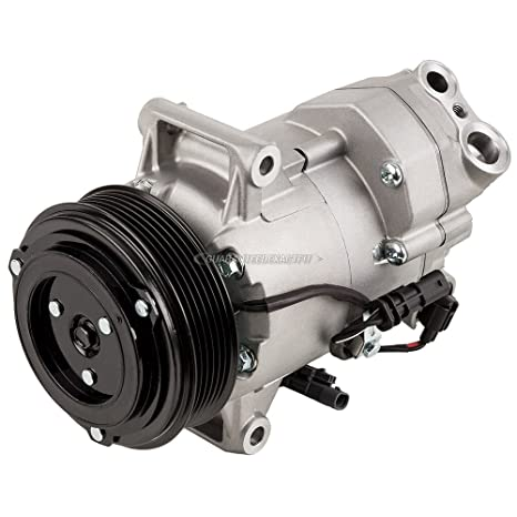 AC Compressor & A/C Clutch For Chevy Cruze 1 8L 2012 2013 2014 2015 -  BuyAutoParts 60-03553NA New